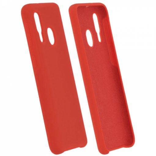 SENSMSAMA40R_SENSO SMOOTH SAMSUNG A40 red backcover