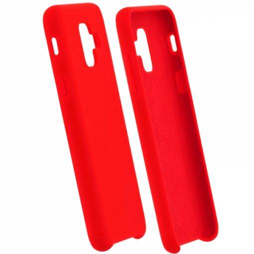SENSMSAMA618R_SENSO SMOOTH SAMSUNG A6 2018 red backcover