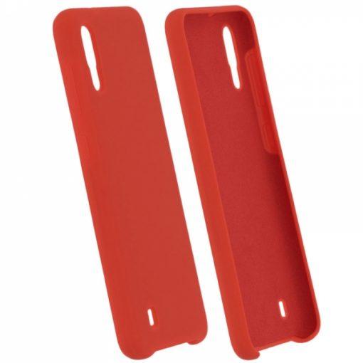 SENSMSAMM10R_SENSO SMOOTH SAMSUNG M10 red backcover