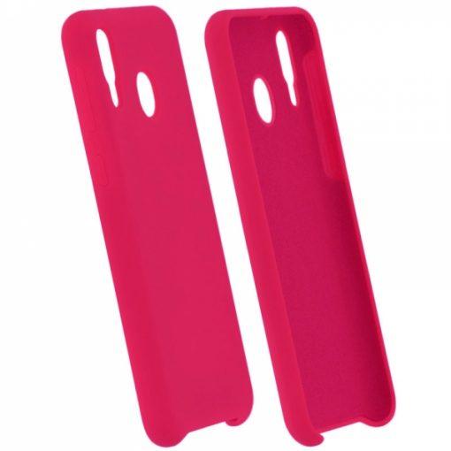 SENSMSAMM30H_SENSO SMOOTH SAMSUNG M30 hot pink backcover