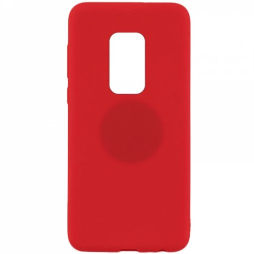 SERHM20R_SENSO RUBBER HUAWEI MATE 20 red backcover