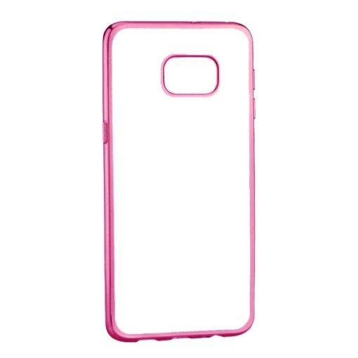 SESISAMS7EP_SENSO SIDE SAMSUNG S7 EDGE pink backcover outlet