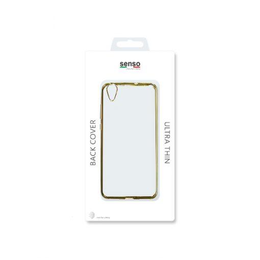 SESISOE5G_SENSO SIDE SONY E5 gold backcover outlet