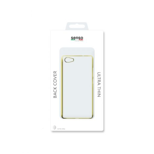 SESISOXMG_SENSO SIDE SONY X MINI COMPACT gold backcover outlet