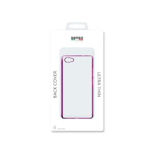 SESISOXMP_SENSO SIDE SONY X MINI COMPACT pink backcover outlet