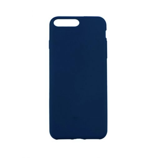 SESTHON8ABL_SENSO SOFT TOUCH HUAWEI Y6 PRO 2019 / Y6s / HONOR 8A blue backcover