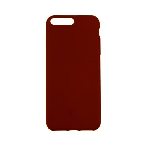 SESTHUAY618R_SENSO SOFT TOUCH HUAWEI Y6 PRIME 2018 / HONOR 7A red backcover