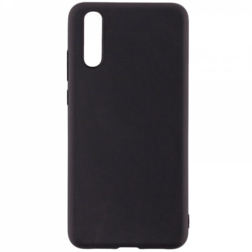 SESTHUAYM20B_SENSO SOFT TOUCH HUAWEI MATE 20 black backcover