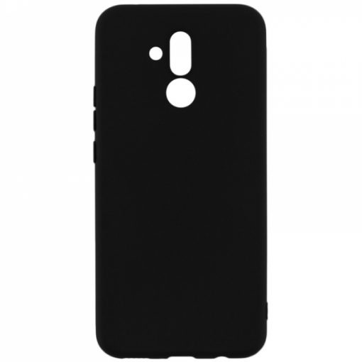 SESTHUAYM20LB_SENSO SOFT TOUCH HUAWEI MATE 20 LITE black backcover