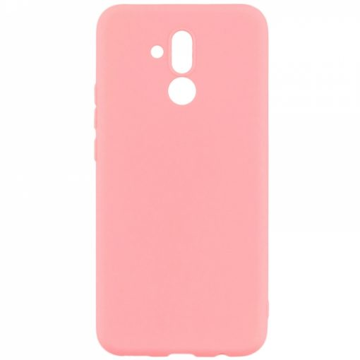 SESTHUAYM20LP_SENSO SOFT TOUCH HUAWEI MATE 20 LITE pink backcover