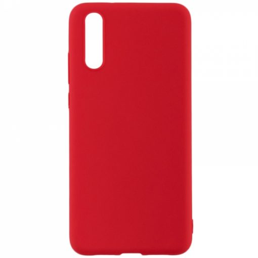 SESTHUAYM20R_SENSO SOFT TOUCH HUAWEI MATE 20 red backcover