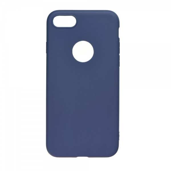 SESTIP8PBL_SENSO SOFT TOUCH IPHONE 8 PLUS blue backcover
