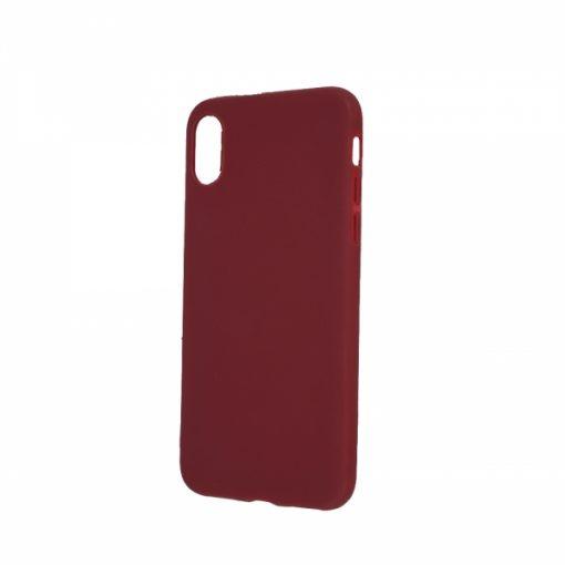 SESTIPXBU_SENSO SOFT TOUCH IPHONE X XS burgundy backcover