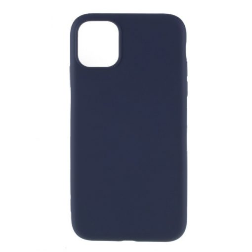 SESTIPXIBL_SENSO SOFT TOUCH IPHONE 11 (6.1) blue backcover