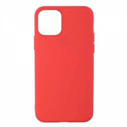 SESTIPXR2R_SENSO SOFT TOUCH IPHONE 11 PRO (5.8) red backcover