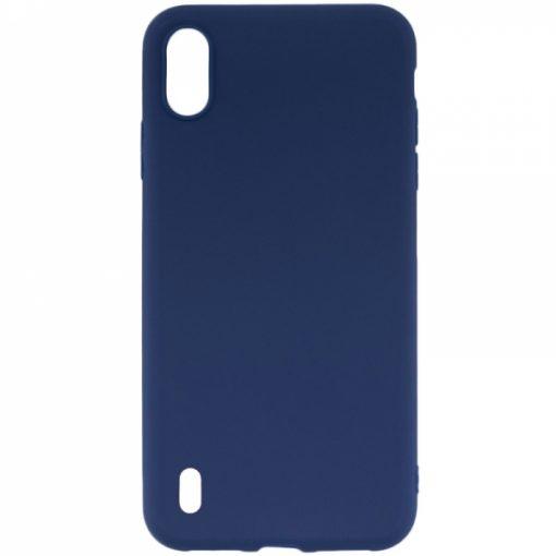SESTSAMA10EBL_SENSO SOFT TOUCH SAMSUNG A10e blue backcover