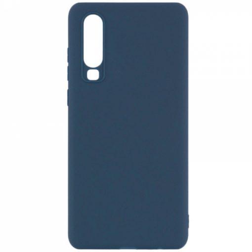 SESTSAMA50BL_SENSO SOFT TOUCH SAMSUNG A50 / A30s / A50s blue backcover