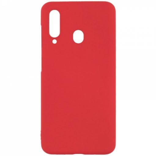 SESTSAMA60R_SENSO SOFT TOUCH SAMSUNG A60 red backcover