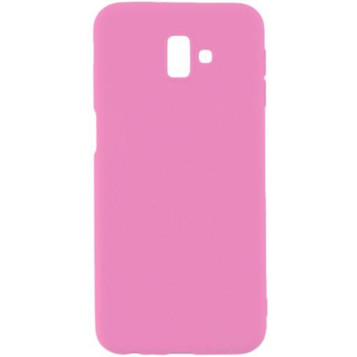 SESTSAMJ6P18P_SENSO SOFT TOUCH SAMSUNG J6 PLUS 2018 pink backcover