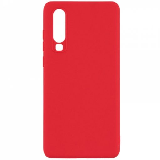 SESTSAMM10R_SENSO SOFT TOUCH SAMSUNG M10 red backcover