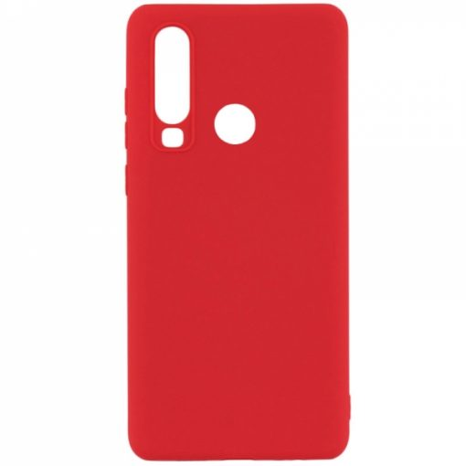 SESTSAMM30R_SENSO SOFT TOUCH SAMSUNG M30 red backcover