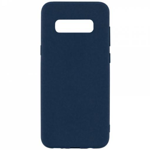 SESTSAMS10PBL_SENSO SOFT TOUCH SAMSUNG S10 PLUS blue backcover