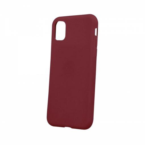 SESTSAMS11EBU_SENSO SOFT TOUCH SAMSUNG S20 burgundy backcover