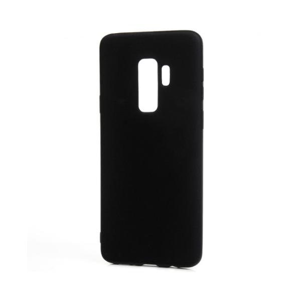 SESTSAMS9B_SENSO SOFT TOUCH SAMSUNG S9 black backcover