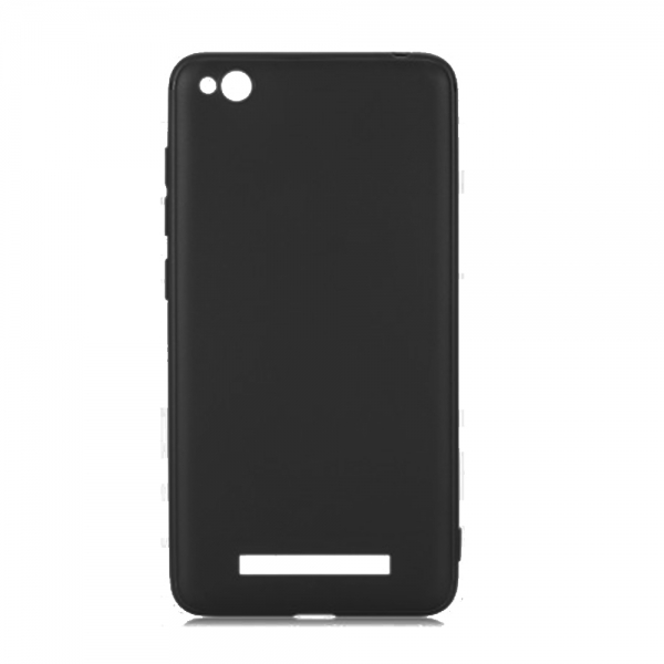 SESTXIAR4AB_SENSO SOFT TOUCH XIAOMI REDMI 4a black backcover