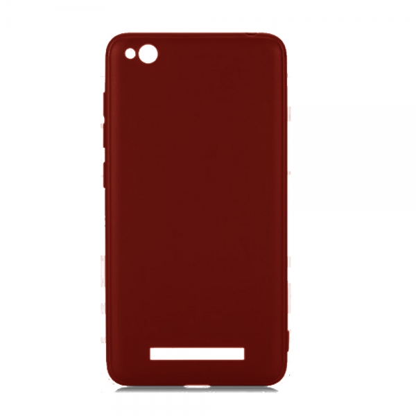 SESTXIAR4XR_SENSO SOFT TOUCH XIAOMI REDMI 4x red backcover