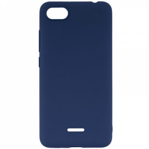 SESTXIAR6ABL_SENSO SOFT TOUCH XIAOMI REDMI 6A blue backcover