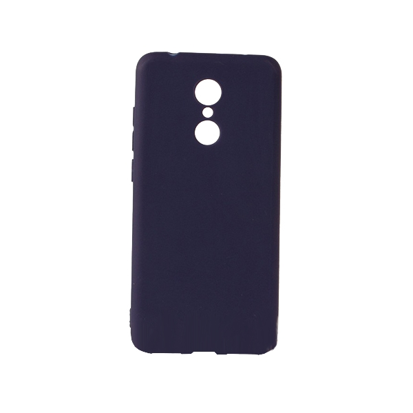 SESTXIAR6PBL_SENSO SOFT TOUCH XIAOMI REDMI 6 PRO blue backcover