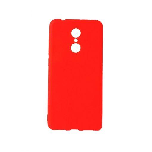 SESTXIAR6PR_SENSO SOFT TOUCH XIAOMI REDMI 6 PRO red backcover