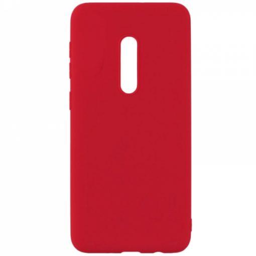 SESTXIAR8R_SENSO SOFT TOUCH XIAOMI REDMI 8 red backcover