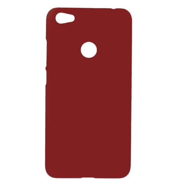 SESTXIARN5APR_SENSO SOFT TOUCH XIAOMI REDMI NOTE 5a PRIME red backcover