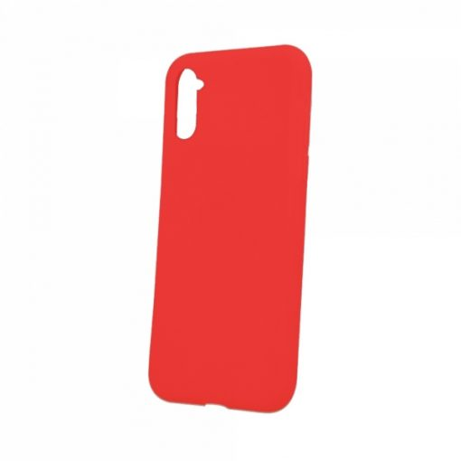 SESTXIARN8TR_SENSO SOFT TOUCH XIAOMI REDMI NOTE 8T red backcover