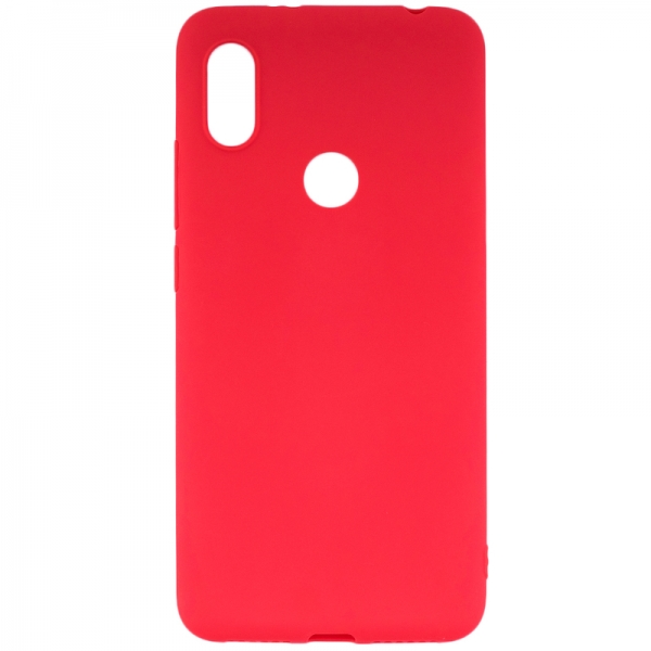SESTXIARS2R_SENSO SOFT TOUCH XIAOMI REDMI S2 red backcover