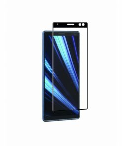 SETPG0036_MUVIT FULL FACE MADE FOR SONY XPERIA 10 + APPLICATOR black tempered glass
