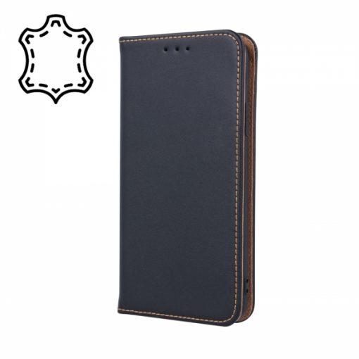 SGLIP11PMB_SENSO GENUINE LEATHER STAND BOOK IPHONE 11 PRO MAX black