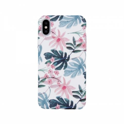 SPCS2IPH6P_SPD 2 SENSO PC CASE FLOWER2 IPHONE 6 PLUS SPECIAL EDITION backcover