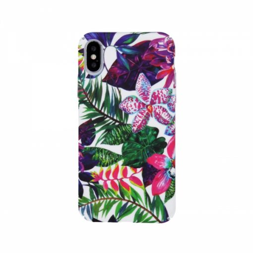 SPCS3IPHX_SPD 2 SENSO PC CASE FLOWER3 IPHONE X XS SPECIAL EDITION backcover