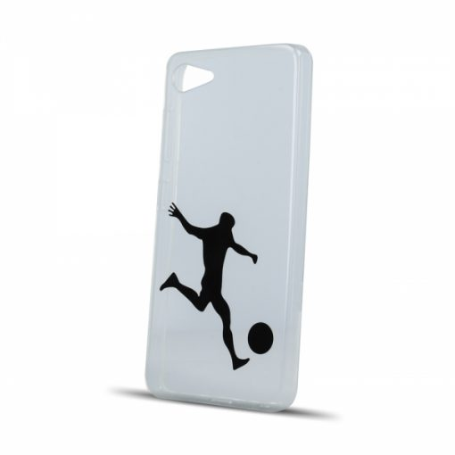 SPDFOOTHUP917L_SPD TPU FOOTBALL HUAWEI P8 / P9 LITE 2017 backcover