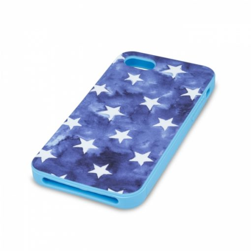 SPDNIGHSAMA517_SPD TPU SILICON NIGHT STARS SAMSUNG A5 2017 blue backcover