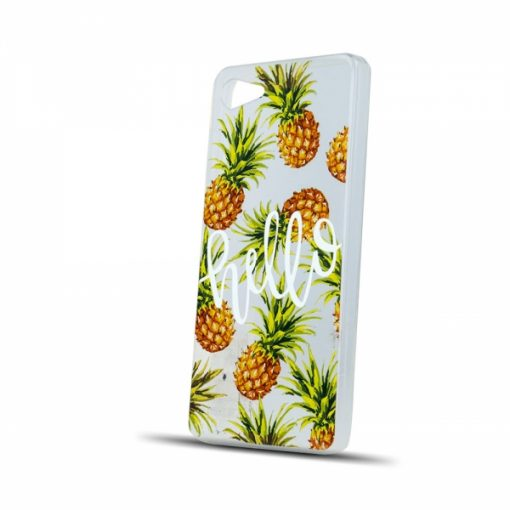 SPDPINEAPIPX_SPD TPU PINEAPPLE IPHONE X XS backcover