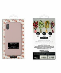 SSBKC0033_SO SEVEN SMOOTHIE IPHONE X XS pink backcover