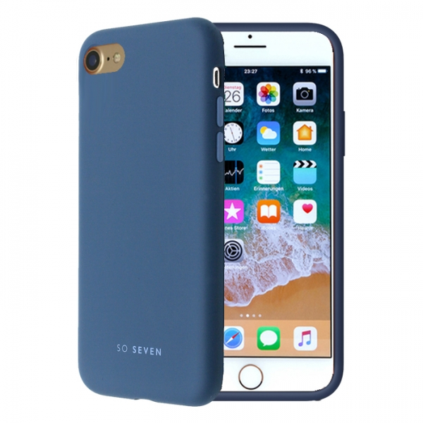 SSBKC0072_SO SEVEN SMOOTHIE IPHONE 7 8 blue backcover