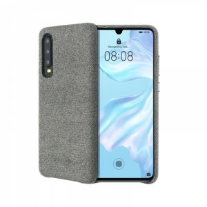 SSBKC0129_SO SEVEN GENTLEMAN HUAWEI P30 grey backcover