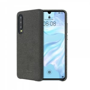 SSBKC0132_SO SEVEN GENTLEMAN HUAWEI P30 black backcover