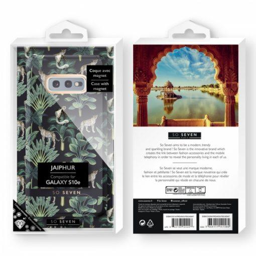 SSBKC0287_SO SEVEN PREMIUM JAIPUR BLACK LEOPARD SAMSUNG S10e backcover