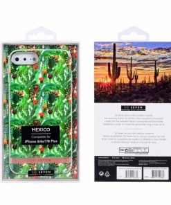 SSBKC0350_SO SEVEN MEXICO CHAMELEON IPHONE 7 PLUS 8 PLUS backcover
